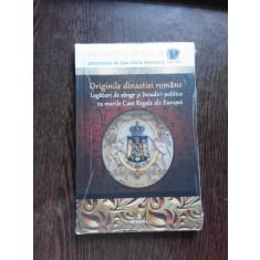 ORIGINILE DINASTIEI ROMANE, LEGATURI DE SANGE SI INRUDURI POLITICE CU MARILE CASE REGALE ALE EUROPEI- SILVIU BOERESCU