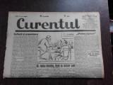 Ziarul Curentul , director Pamfil Seicaru , 10 mai nr.1891/1933