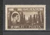 Romania.1947 Regele Mihai I:Vederi-EROARE val.20 lei XR.134, Nestampilat