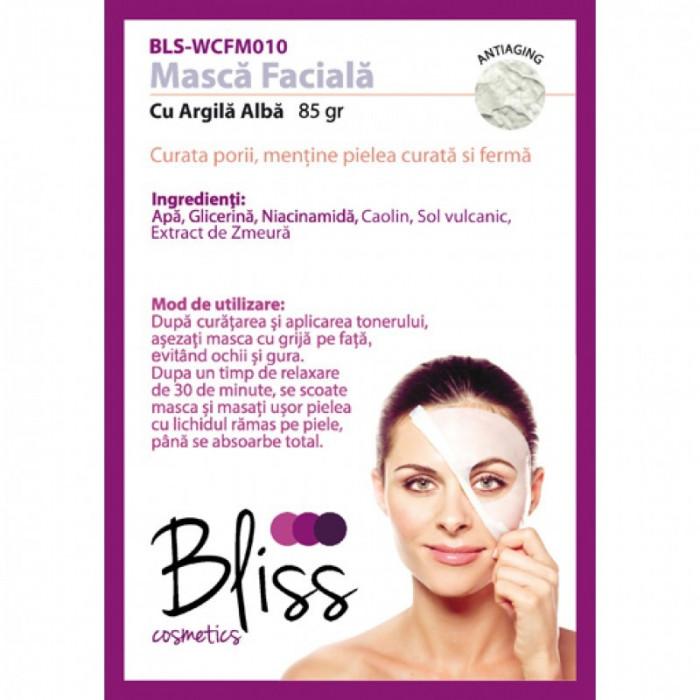Mască facială cu argilă Amazon(BLS-WCFM010)