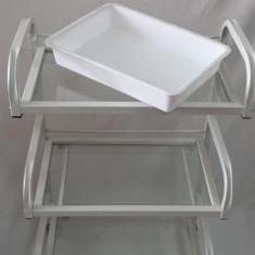 Ucenic cosmentic etajat din sticla ( masa decantor )
