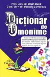 Dictionar de omonime - Marin Buca, Mariana Cernicova