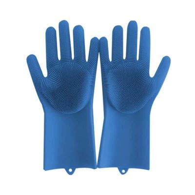 Manusi multifunctionale din silicon Magic Gloves foto