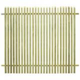 VidaXL Gard pentru grădină, 170 x 150 cm, lemn de pin tratat