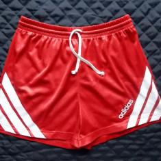 Pantaloni scurti Adidas; marime L, vezi dimensiuni exacte; impecabili, ca noi