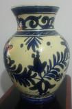 Lot vaza si doua farfurii de Corund/ anii '70