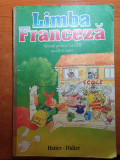 manual limba franceza 1993- manual pt clasa a 3 -a