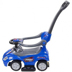 Masinuta Mega Car Delux Albastru
