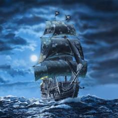 Macheta Revell Black Pearl Editie Limtata Rv5699