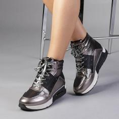 Pantofi sport dama Jordan bronz