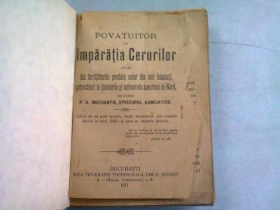 POVATUITOR LA IMPARATIA CERURILOR - P.S. INOCHENTIE, EPISCOPUL KAMCEATKA foto