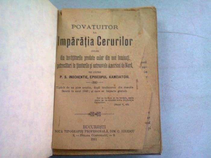POVATUITOR LA IMPARATIA CERURILOR - P.S. INOCHENTIE, EPISCOPUL KAMCEATKA