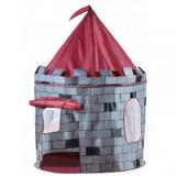 Cumpara ieftin Cort de joaca pentru copii Castel, Multicolor, Knorrtoys