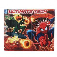 Rama foto Spiderman, format 10x15 cm landscape, suport birou, pentru copii