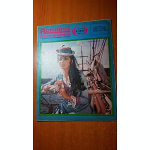 romania pitoreasca mai 1977-art. si foto pucioasa,popasuri buzoiene,jud. cluj