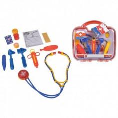 Jucarie copii 3+ ani Trusa doctor Big Doctorcase