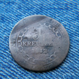 1L - 1 Kreuzer 1812 S Austria, Europa
