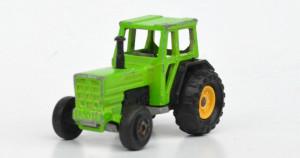 Macheta Majorette - Tractor nr. 208