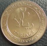 Cumpara ieftin Moneda exotica 20 RIALS - YEMEN, anul 2006 *cod 4867 = UNC, Asia