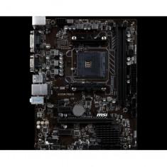 Placa de baza msi socket am4 a320m pro-e dual memory, Pentru AMD, DDR4