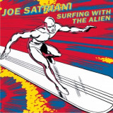 Joe Satriani Surfing With The Alien remastered (cd)