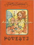 Povesti - H. C. Andersen - Ilustratii, Coperta: Manuela Oboroceanu