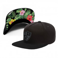 Sapca SA Co. - Under Brim Hat | Hawaiian Floral, Marime universala, Din imagine