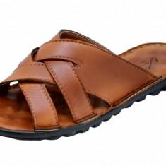 Papuci de casa si casual pentru barbati, maro, negru, albastru, 39 - 45
