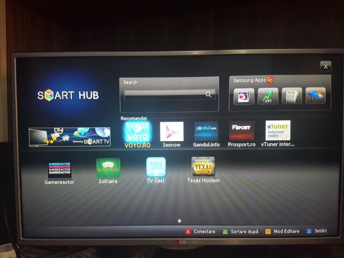 SAMSUNG BLU-RAY 3D PLAYER MODEL BD-D5500 FUNCTIONAL.CITITI ANUNTUL CU ATENTIE!