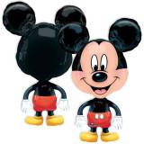 Balon folie airWalker Mickey Mouse - 53x76cm, Amscan 26369