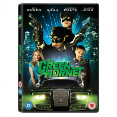 The Green Hornet DVD 2011