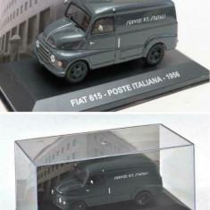 Macheta Fiat 615  Poste Italiana  1956 scara 1:43 IXO