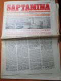 Saptamana 2 decembrie 1988-art. despre nadia comaneci,cuvantarea lui ceausescu