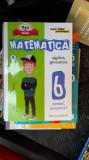 MATEMATICA ALGEBRA GEOMETRIE CLASA A VI A SEMESTRUL  I -ZAHARIA