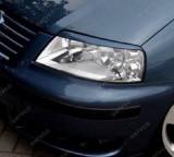 Set ornamente pleoape faruri VW Volkswagen Sharan facelift 2000-2010 v2