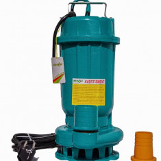 Pompa submersibila pentru apa murdara fara plutitor-Ecotis-WQD10-12-2.5