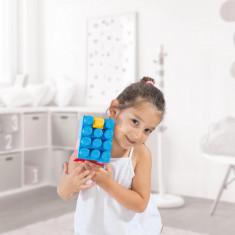 Cuburi de construit in gentuta - 45 piese PlayLearn Toys