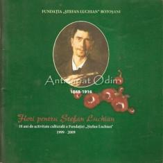 Flori Pentru Stefan Luchian
