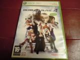 Dead or Alive 4,  XBOX360, original, alte sute de jocuri!, Actiune, 16+, Multiplayer
