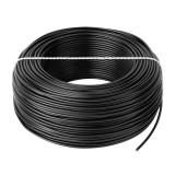 Cumpara ieftin Cablu Conductor Cupru H05V-K 1X0.75, Rola 100 m, Negru
