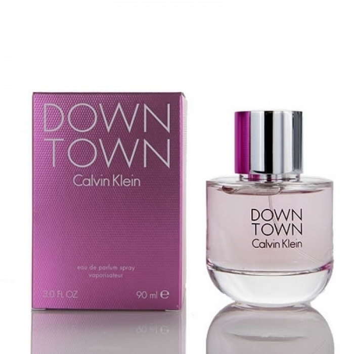 Apa de parfum Femei, Calvin Klein Downtown, 50ml