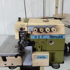 Masina de surfilat industriala (triplock)  Rimoldi 027