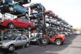 Raft cantilever pentru caroserii auto