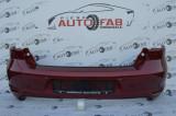 Bară spate Volkswagen Golf 6 Cabrio an 2011-2016 cu găuri pentru Parktronic
