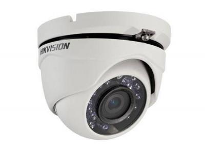 Camera Supraveghere Video Hikvision DS-2CE56C0T-IRMF28 CMOS 1MP Alb foto