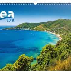 Calendar 2018 - Sea | Presco