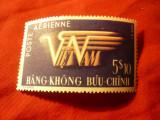Timbru Vietnam Sud 1952 - Aviatie , val.5,1$, Nestampilat