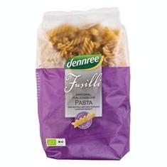 Paste Fainoase Fusilli din Grau Dur Integral Bio Dennree 500gr Cod: 546614