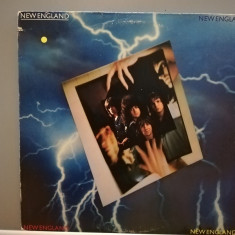 New England – New England (1979/Infinity/USA) - Vinil/Hard-Rock/Impecabil
