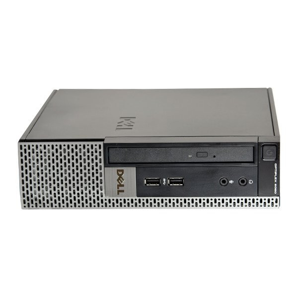 Calculator Dell Optiplex 9020 Desktop USFF, Intel Core i7 Gen 4 4770S 3.1 GHz, 8 GB DDR3, 256 GB SSD NOU, DVDRW